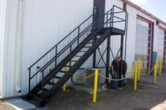 Canor Metal Works 1971 Ltd Railing Amp Handrails Edmonton