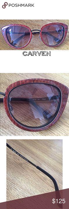 "L'Wren Scott Cat-Eye Menrad sunglasses Germany L'Wren Scott Cat-eye ""Menrad"" sunglasses RARE find! Made in Germany. Few tiny scratches but not very noticeable. L'Wren Scott Accessories Sunglasses"