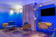 Idol Hotel Paris ****   Hôtel Musical et Design près de l'Opéra Garnier Paris 8   Suite Blue Sunshine