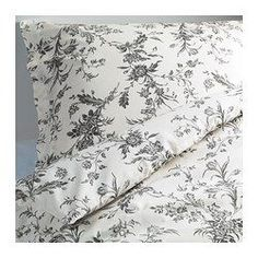 IKEA - ALVINE KVIST, Duvet cover and pillowcase(s), King, , Twin includes 1 Queen pillowcase, Full/Queen includes 2 Queen pillowcases and King includes 2 King pillowcases.