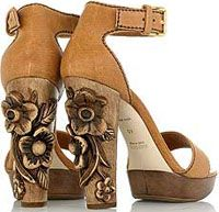 The fascinating thing about unusual shoes is that they are the result of innovative and creative ideas
