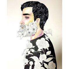 """Title: EQUINOX  Series: Equinox & Solstice  Medium: Watercolour, Sumi Ink  Year: 2014  #hajimeart #vsco #vscocam #japan #hamamatsu #art #artist #paint #painting #drawing #markers #paintings #watercolor #ink #creative #sketch  #pencil #arte #dibujo #myart #artwork #illustration #graphicdesign #graphic #color #minimalist #mensfashion #beard #scruff #mensphysique"" Photo taken by @haji_moto on Instagram, pinned via the InstaPin iOS App! http://www.instapinapp.com (01/02/2015)"
