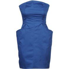 McQ Short dress ($315) via Polyvore