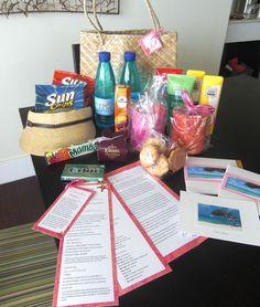 Florida Wedding Gift Bag Ideas : ... your florida wedding welcome bags more gift bags florida wedding gift