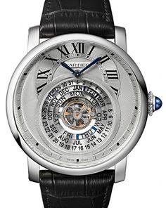 Cartier Rotonde de Cartier Astrocalendaire Watch