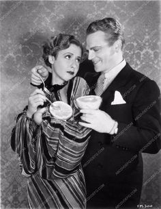 photo James Cagney Mae Clarke and grapefruit gangster film The Public Enemy 2738b-25