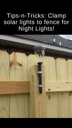 Backyard Hacks So if you haven't noticed, I am obsessed with Life Hacks. - Garten und Pflanzideen - Backyard Hacks So if you haven't noticed, I am obsessed with Life Hacks. As a reminder, life hacki - Backyard Solar Lights, Backyard Lighting, Fence Lighting, Landscape Lighting, Outside Lighting Ideas, Garden Lighting Ideas, Exterior Lighting, Patio String Lights, Lighting Design