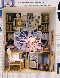 office craft room - Takao Kojima