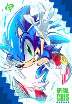 Sonic mas chibi q nunca?