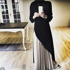 Abaya Style 751186412830042627 - Nobel – Source by Islamic Fashion, Muslim Fashion, Modest Fashion, Fashion Dresses, Muslim Dress, Hijab Dress, Modest Wear, Abaya Fashion, Mode Hijab