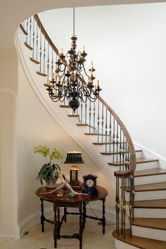 Always wanted a staircase like this!