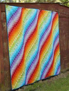 New Rainbow Bargello