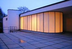 Villa Tugendhat, Brno...for today's Mies van der Rohe birth anniversary