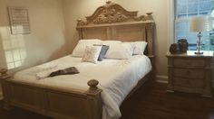 Master bedroom by Fortune Stagers 973-223-7257