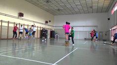 A tierra! 00332 #Juegosmotores #inef #ccafd #ugr #educacionfisica #physicaleducation @Fac_Deporte_UGR @CanalUGR