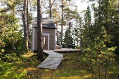 Микрохижина в Финляндии, Robin Falck