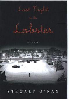 O'Nan did some serious research into the workings of Red Lobster. Description from goodreads.com. I searched for this on bing.com/images
