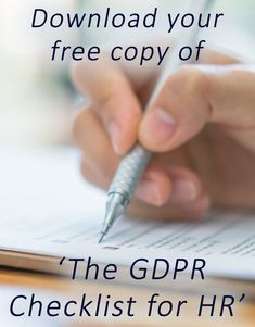 Created in collaboration with People HR and Keystone Law, the free GDPR checklist for HR covers the main areas you need to address to make sure your HR department is prepared for the GDPR (General Data Protection Regulation). Data Protection Officer, General Data Protection Regulation, Cyber, People, Free, People Illustration, Folk