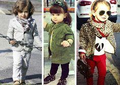 Mexegabula: Moda Infantil para usar já!