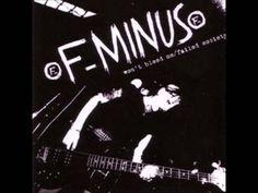 F-Minus Won't Bleed Me/Failed Society (Full Album)