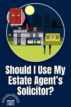 'Should I use the conveyancing solicitor my estate agent has recommended?' It's a great question, and one that pretty much everyone who has bought or sold property has asked in the past, so you're not alone. Unfortunately, there's no real cut-and-dried answer, as there are so many variables to consider. That said, this post will provide you with the necessary insight required to make a truly informed decision. #property #conveyancing #solicitors #estateagents Moving Home, Use Me, Us Real Estate, Under Pressure, Variables, Real Estate Investing, Get The Job, Being A Landlord, Bullying