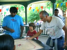 Great Boards! JULY 3, 2011 by friendsofarnoldcircus #Carrom