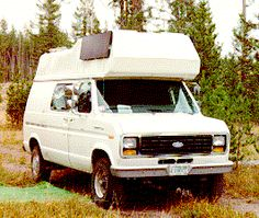 Full timing -- Is it right for you? This article has great advice about the practical aspects of living in a van: mail forwarding, selecting a vehicle, RV maintenance, etc. Rv Campers, Happy Campers, Living On The Road, Diy Rv, Van Living, Rv Travel, Rv Life, Go Camping, Airstream