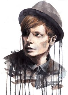 Patrick Stump by RoofusCreatures on DeviantArt
