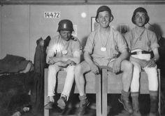 german barracks funny - Google Search Funny Google Searches, Ww2 Photos, Soldiers, Wwii, Underwear, German, Funny, Deutsch, World War Ii