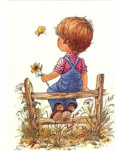 a day to enjoy | ❤ Holly Hobbie❤ | Pinterest | Sarah Kay ...