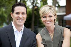 Matt Lorch and Marni Hughes. Watch them weekdays at 5 p.m.