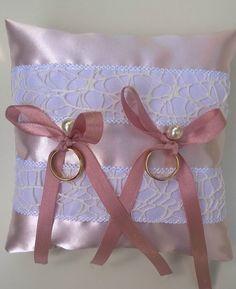 Wedding ring pillow...