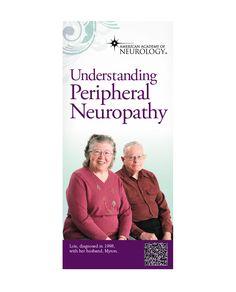 Understanding Peripheral Neuropathy Brochures - American Academy of Neurology University Of Manitoba, Chiropractic Clinic, Chronic Migraines, Peripheral Neuropathy, Library Card, Neurology, Physical Therapy, Brochures, Helping People