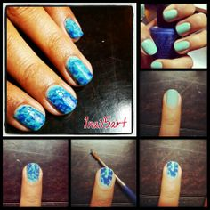 #stepbystep#tutorial#acetone#used#useanycolor#toseemoredesignsfollowmeonintagram! @1nail5art