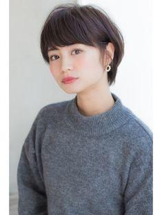 【Un ami】2017 夏秋 人気 ショートボブ☆ 工藤 由佳