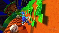 Colors Trailer - Sonic: Lost World (Nintendo 3DS) - IGN Video