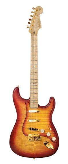 Fender Masterbuilt