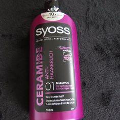 https://crazyhibble.wordpress.com/ #test #produkttest #syoss #syossciramide #shampoo #haare