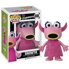 [Muppets: Pop Vinyl Figure: Snowth (Product Image)]