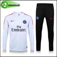862dc439425 topjersey provides cheap and quality PSG White Thailand Soccer Tracksuit  with the information of price