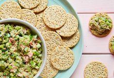 Ensalada de atún Tuny, pepino y habas - Recetas de atún Tuny