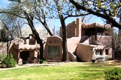 Check out this awesome listing on Airbnb: Casita Morada Luxurious & Bohemian in Taos