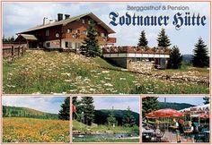 Todtnauer Hütte - Der Berggasthof am Feldberg im Schwarzwald