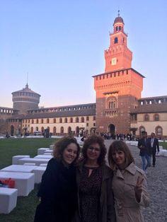 Al Castello Sforzesco di Milano TuttoFood Milano festeggia il suo successo insieme a oltre un migliaio di operatori internazionali.  #MULTI accompagna la delegazione tedesca, protagonista di numerosi incontri con gli espositori italiani.