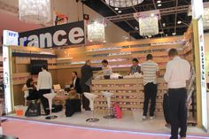 IFF Custom Stand beauty world 2014 by Focusdirect