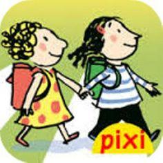 Für viele Kinder ist es ein kleines Abenteuer allein den Weg zur Schule zu meistern. Den meisten Eltern hingehen wird ganz bange, wenn sie nur daran denken. Die schöne Pixi-App gibt in einer kleinen Geschichte nützliche Tipps. Die Kinderapp ist für das iPad verfügbar. Pixi Buch Auf dem Schulweg | Apps für Kinder - myToys