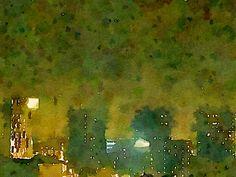 Les Swans et ET la nuit Swans, Painting, Night, Painting Art, Paintings, Painted Canvas, Drawings