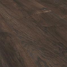 Vinyl plank floors.  Supreme Elite Black Walnut Waterproof Loose Lay Vinyl Plank - LARGE