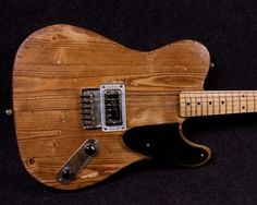 """REBELRELIC """"Custom Special -T 2X4 Pine"""" SPECIAL ONE OF A KIND PROTOTYPE-RebelRelic Vintage Style Relic Guitars"""