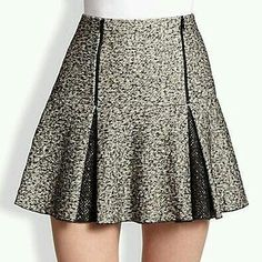 Frock Fashion, Fashion Dresses, Cute Skirts, Short Skirts, A Line Skirt Outfits, Classic Skirts, Types Of Fashion Styles, African Fashion, Uniform Dress